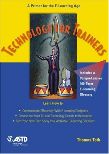 9781562863210: Technology for Trainers
