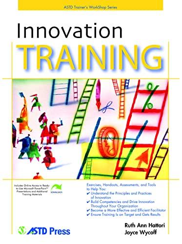 9781562863661: Innovation Training