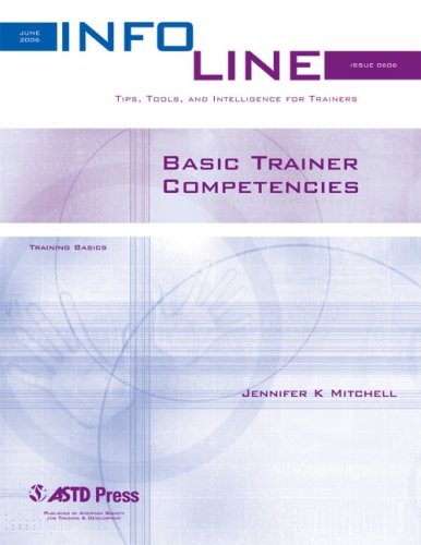 9781562864309: Basic Trainer Competencies