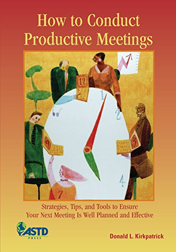 9781562864538: How to Conduct Productive Meetings