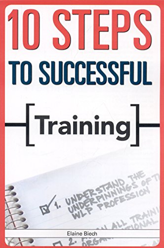 9781562865412: 10 Steps to Successful Training