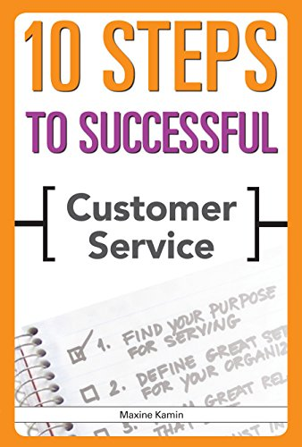 9781562865900: 10 Steps to Successful Customer Service