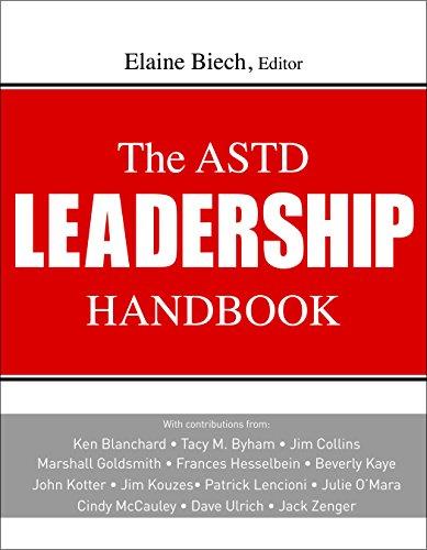 9781562867164: The ASTD Leadership Handbook