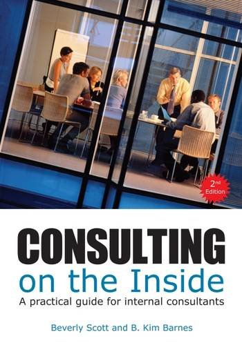 9781562867454: Consulting on the Inside: A Practical Guide for