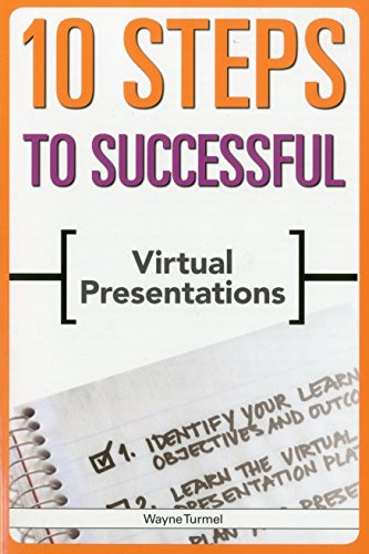 9781562867461: 10 Steps to Successful Virtual Presentations