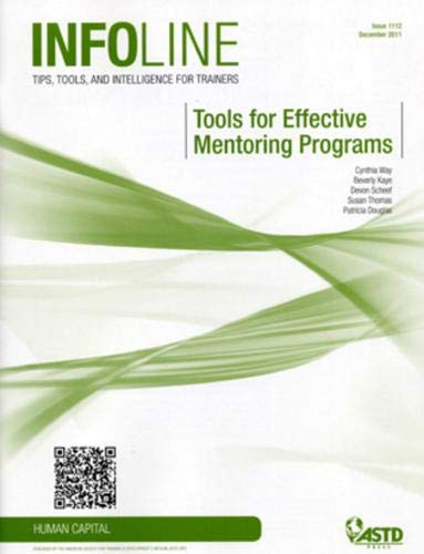 9781562867980: Tools for Effective Mentoring Programs