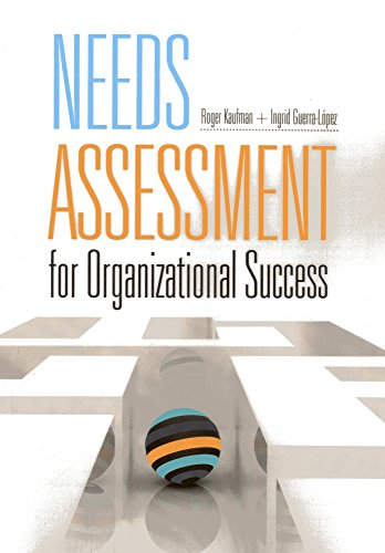 9781562868147: Needs Assessment for Organizational Success