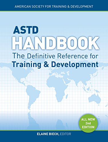 9781562869137: ASTD Handbook: The Definitive Reference for Training & Development