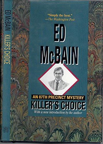 Killer's Choice (An 87th Precinct Mystery): McBain, Ed