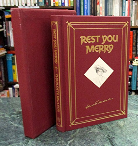 9781562870515: Rest You Merry: Armchair Detective Library
