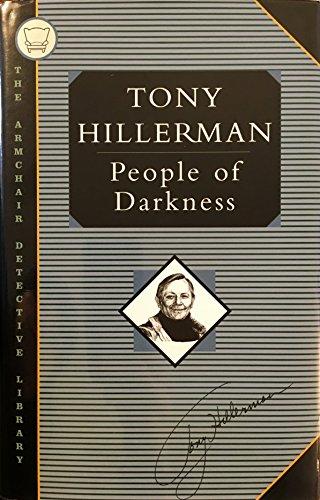 People of Darkness: Hillerman, Tony