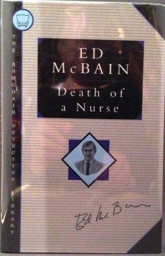 Death of a Nurse (Armchair Detective): McBain, Ed