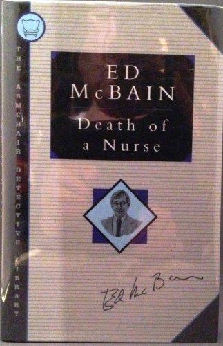 9781562870614: Death of a Nurse (Armchair Detective)