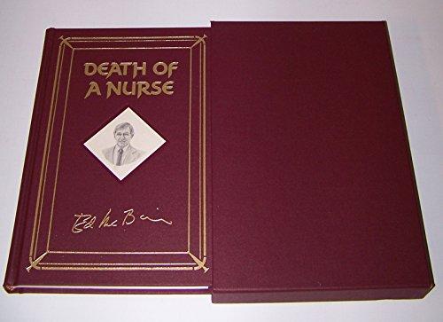 9781562870621: Death of a Nurse (The Armchair Detective Library)