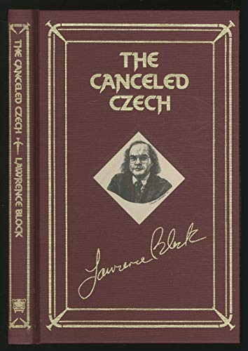 9781562870652: The Canceled Czech (Armchair Detective Library)