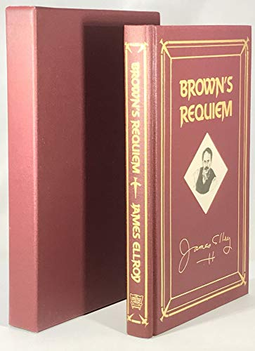 9781562870676: Brown's Requiem: The Armchair Detective (Armchair Detective Library)