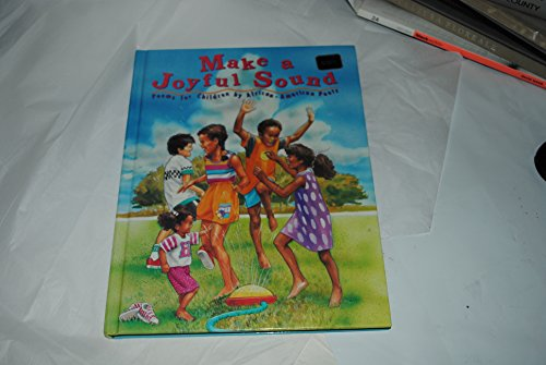 Make a Joyful Sound: Poems for Children by African American Poets (1562880004) by Cornelius Van Wright