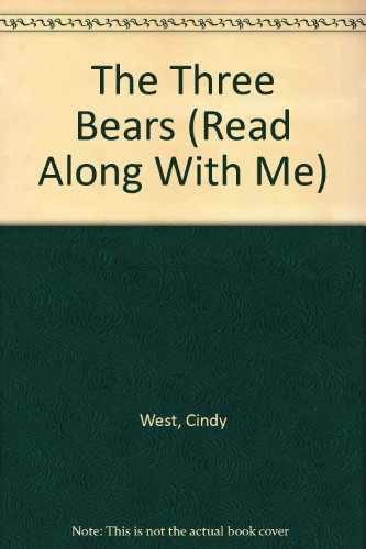 9781562881504: The Three Bears (Read Along With Me)