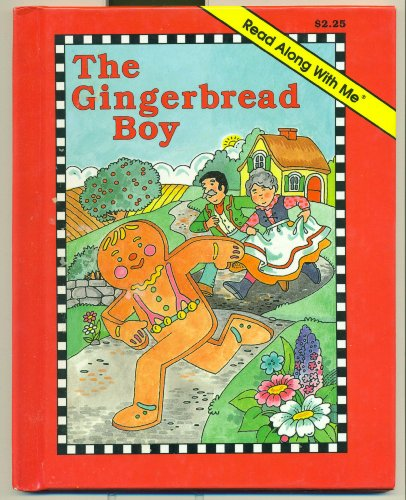 9781562881535: The Gingerbread Boy (Read Along With Me)