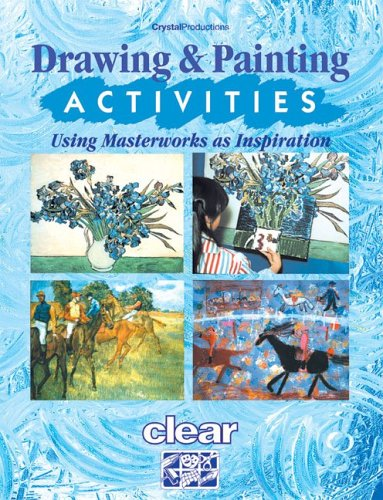 9781562903091: Drawing and Painting Activities: Using Masterworks As Inspiration