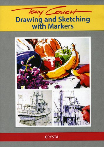 9781562904418: Drawing and Sketching with Markers