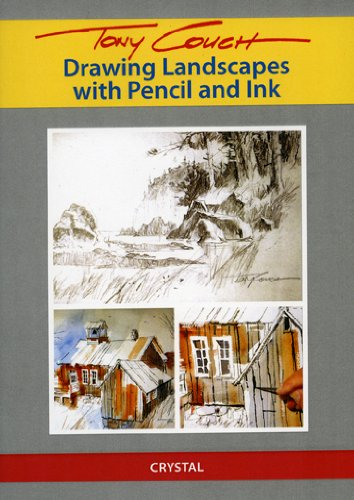 9781562904425: Drawing Landscapes with Pencil and Ink