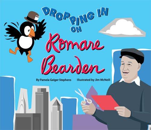 9781562905392: Dropping in on Romare Bearden