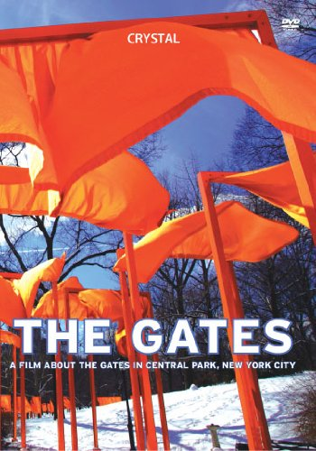 9781562905774: The Gates: A Film about The Gates in Central Park, New York