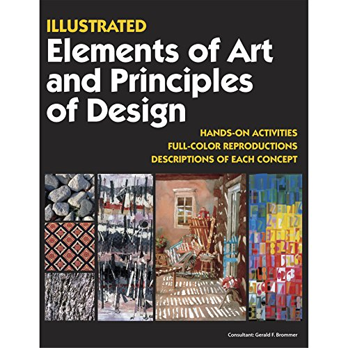 9781562906658: Illustrated Elements of Art and Principles of Design