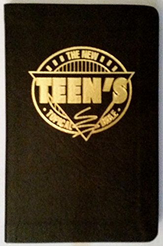 The Teen's Topical Bible, Leather Gift Edition (9781562920098) by Honor Books