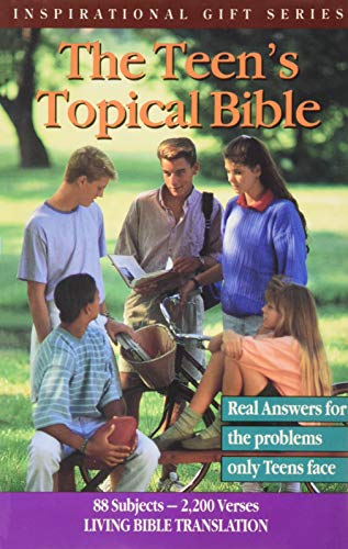 9781562920180: The Teen's Topical Bible: The Living Bible