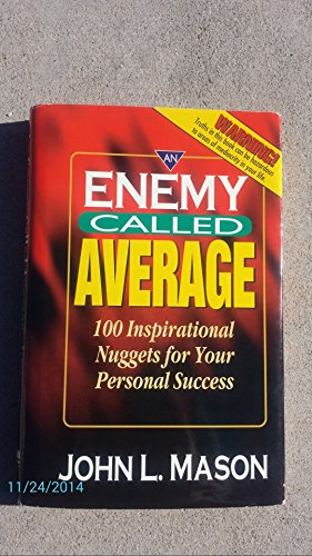 9781562920463: An Enemy Called Average