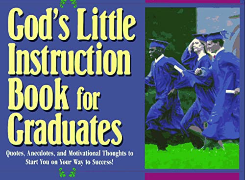9781562920630: God's Little Instruction Book for Graduates (God's Little Instruction Books)