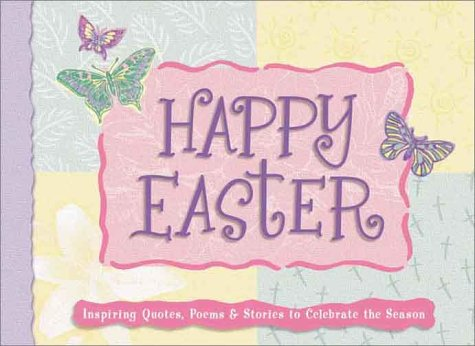 Happy Easter (9781562920890) by Honor Books