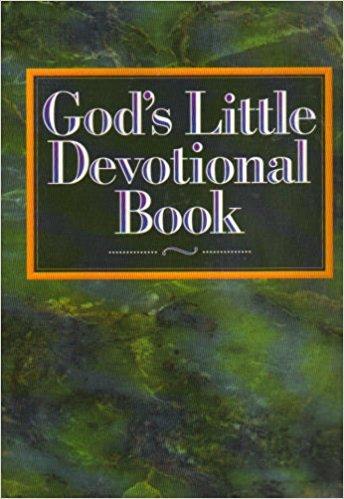 God's Little Devotional Book: Unknown