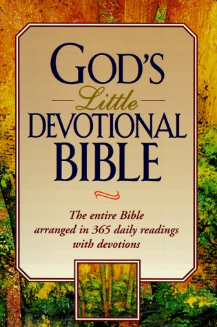 God's Little Devotional Bible (God's Little Devotional Series) (9781562921811) by Honor Books