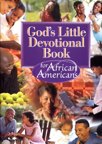 God's Little Devotional Book for African Americans (1562922165) by David C Cook