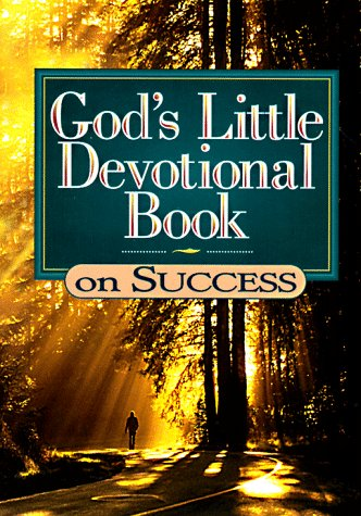 God's Little Devotional Book on Success (God's Little Devotional Book Series) (156292267X) by Honor Books