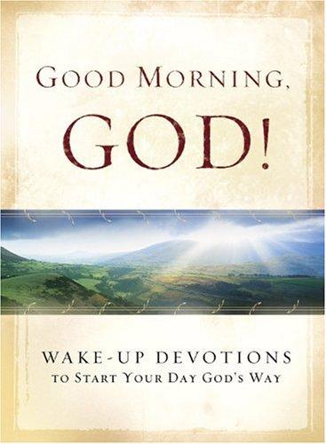9781562923013: Good Morning, God!