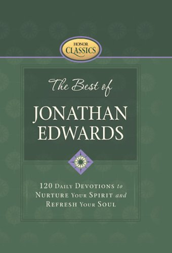 9781562924263: The Best of Jonathan Edwards (Honor Classics)