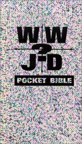 Wwjd? Pocket Bible (1562924613) by Honor Books