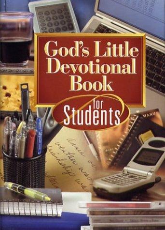 9781562924775: God's Little Devotional Book for Students (God's Little Devotional Books)