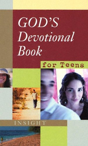 God's Devotional Book For Teens (1562925164) by John C. Maxwell