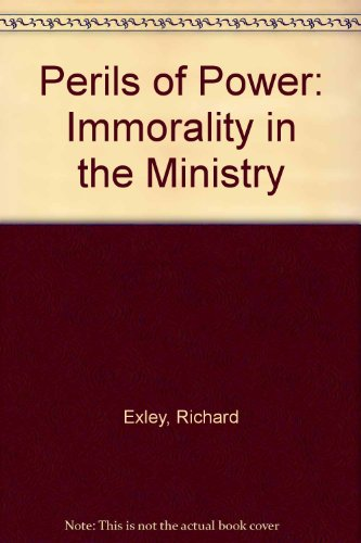 9781562925253: Perils of Power: Immorality in the Ministry