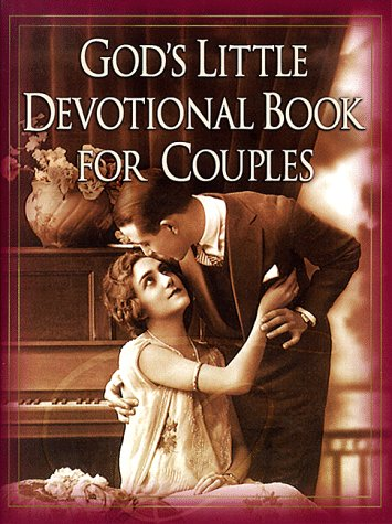 God's Little Devotional for Couples (God's Little Devotional Book Series) (156292561X) by Honor Books