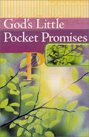 9781562925840: God's Little Pocket Promises