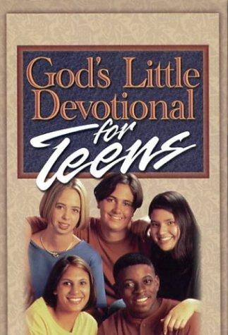 9781562926052: God's Little Devotional Book for Teens (God's Little Devotional Books)