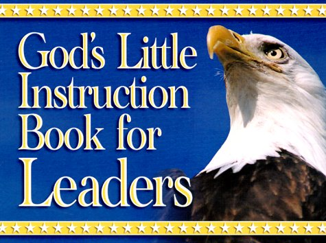 9781562926229: God's Little Instruction Book for Leaders (God's Little Instruction Books)