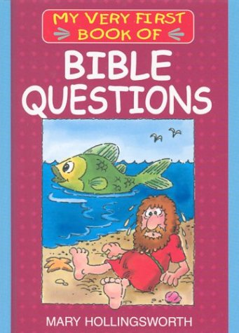 9781562926847: Bible Questions (My Very First Books of the Bible)