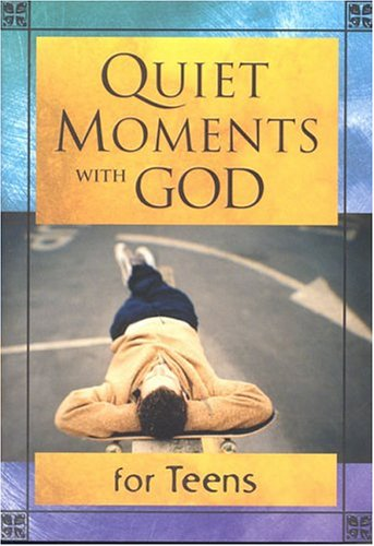 9781562926908: Quiet Moments with God/Teens (Quiet Moments with God Devotional)